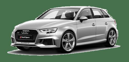 Audi RS3 Sportback nuove in pronta consegna