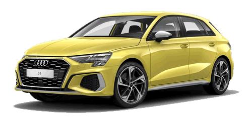 Audi S3 Sportback nuove in pronta consegna