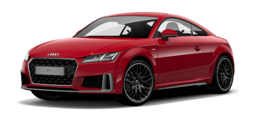 Audi TT nuove in pronta consegna